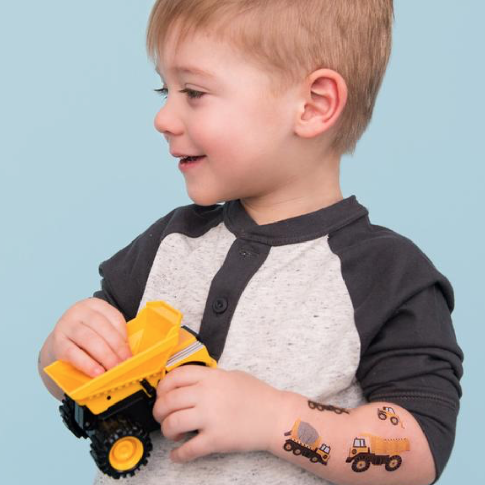 Temporary Tattoos - Trucks