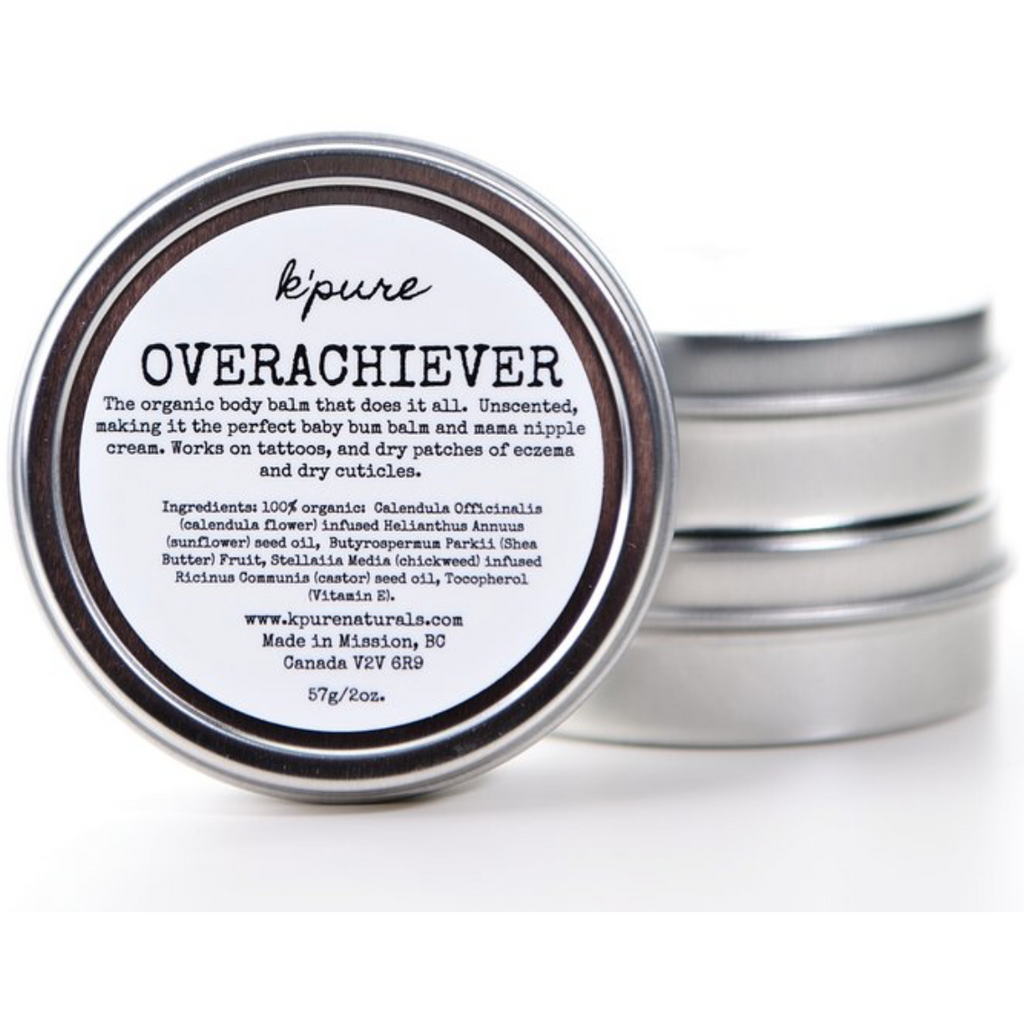Overachiever Body Balm - Travel Size