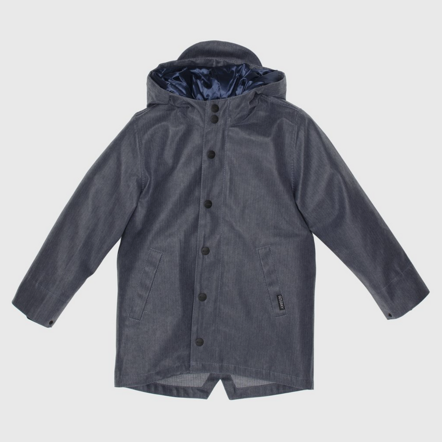 Snake Pit 3-in-1 Jacket - Dark Denim