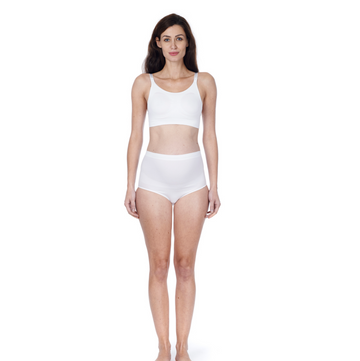 Seamless Brief | White