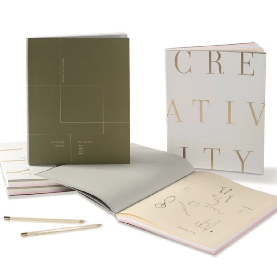 FRINGE STUDIO Creative Notebook