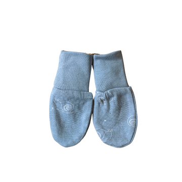 Baby Mitts | Stone Blue