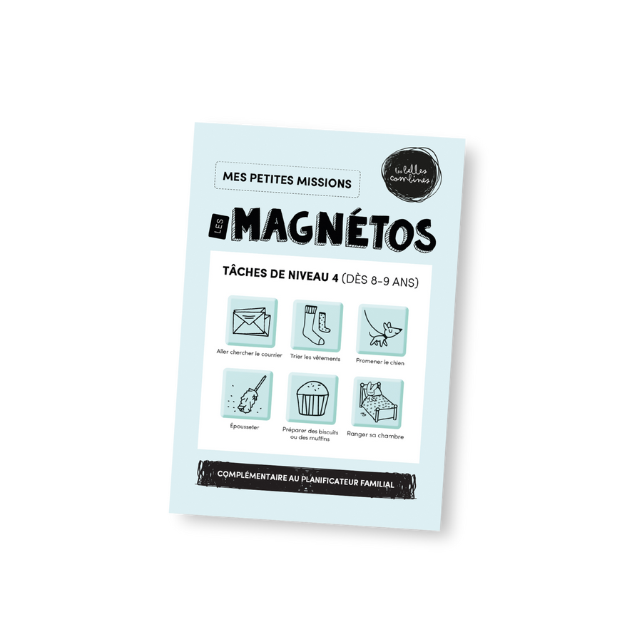 Magnets | My Little Mission