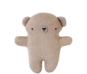 Plush Rattle | Bear Stone
