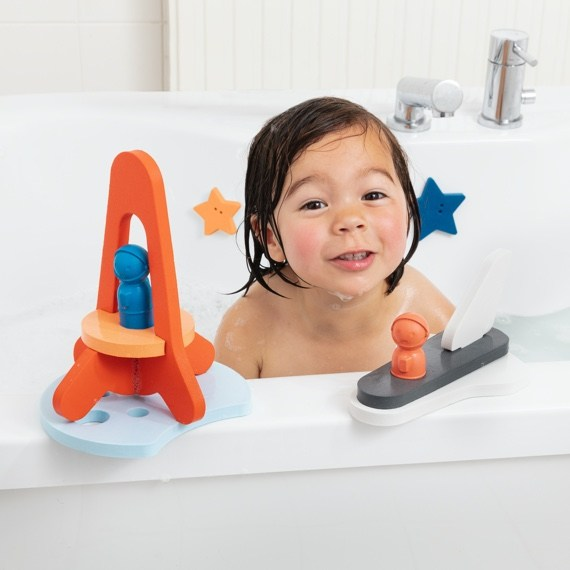 To the Moon and Back Bath Puzzle