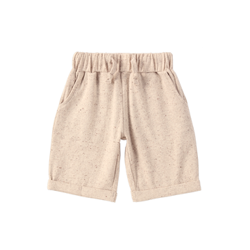 Organic Pants | Beige Speckled