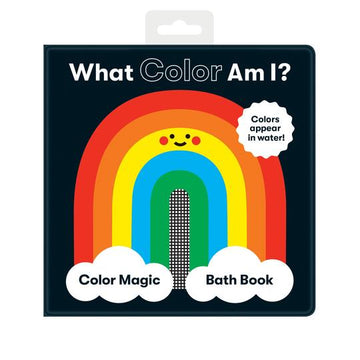 What Colour Am I? Colour Magic Bath Book