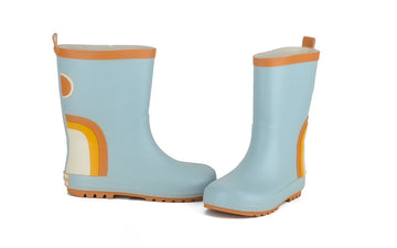 Children's Rubber Boots | Light Blue