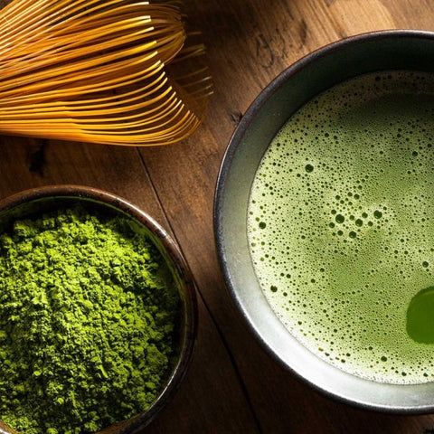 SUPERFOODS & MATCHA