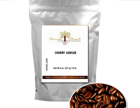CHERRY JUBILEE FLAVORED COFFEE