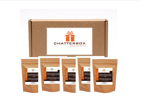 TEA CONNOISSEUR GIFT SET