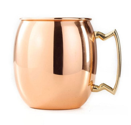 MOSCOW MULE COPPER MUG - Orange Street Storehouse