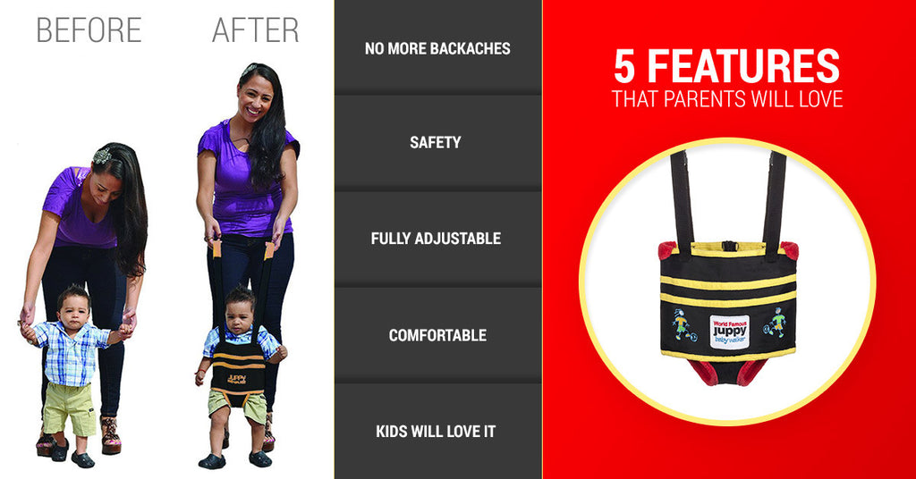 5 Features of Our Baby Walkers That Parents Will Love