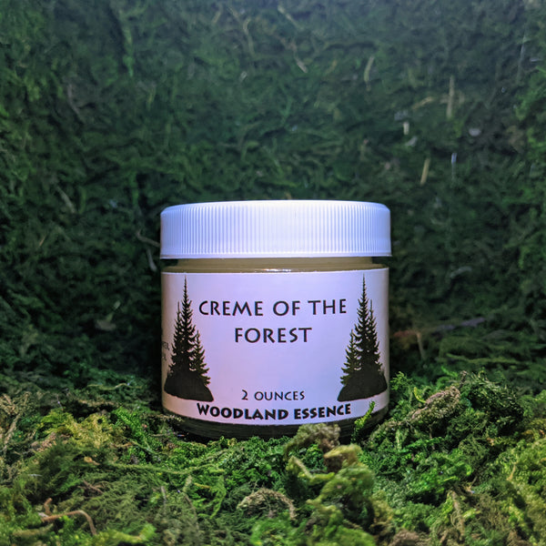 Crème of the Forest