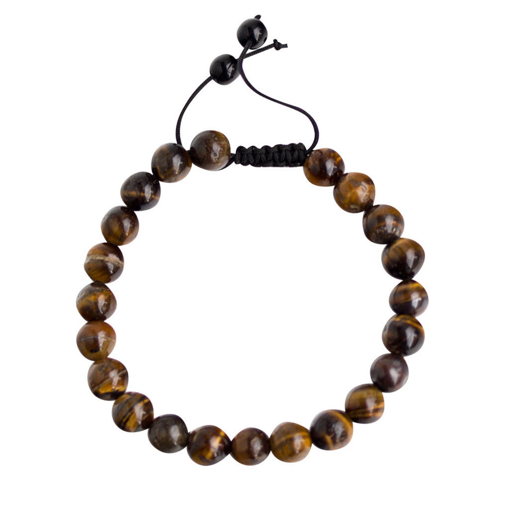 The Tenzing - Tiger Eye, Rope