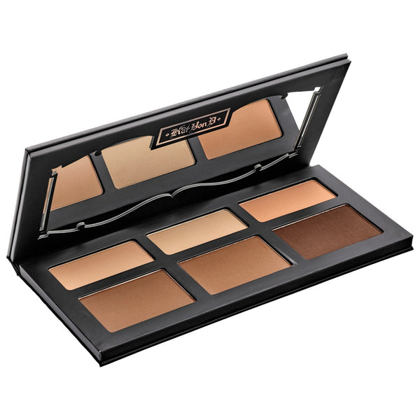 Kat Von D Shade + Light Refillable Face Contour Palette