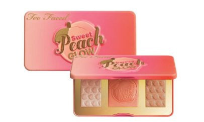 Too Faced 'Sweet Peach' Blush and Bronze palette