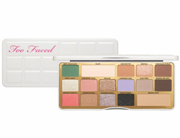 Too Faced 'White Chocolate Bar' eye shadow palette