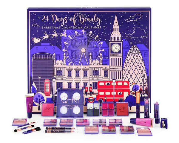 24 Days of Christmas- Cosmetics advent calendar
