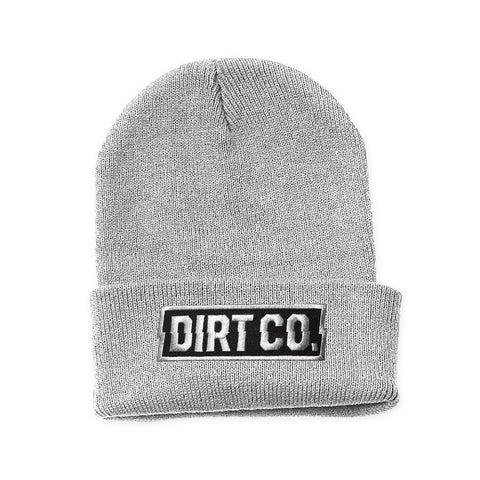 Dirt Co. Rocker Beanie (Gray)