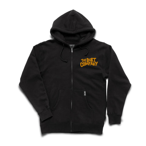 Dirt Co. Crowd Pleaser Zip Hoodie