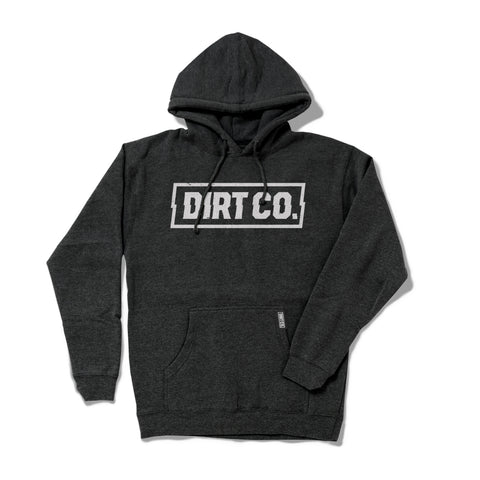 Dirt Co. Rocker Hoodie Heavy Weight (Charcoal)