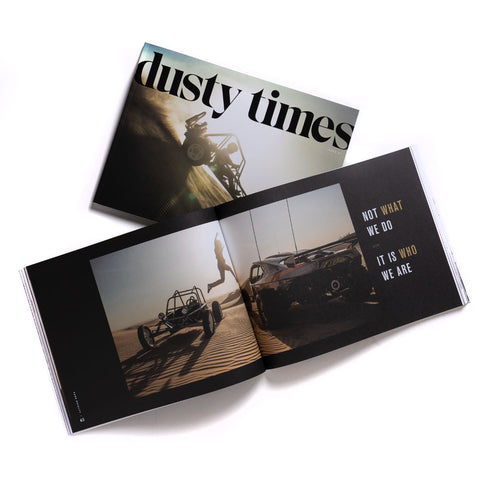 Dusty Times - Issue 01
