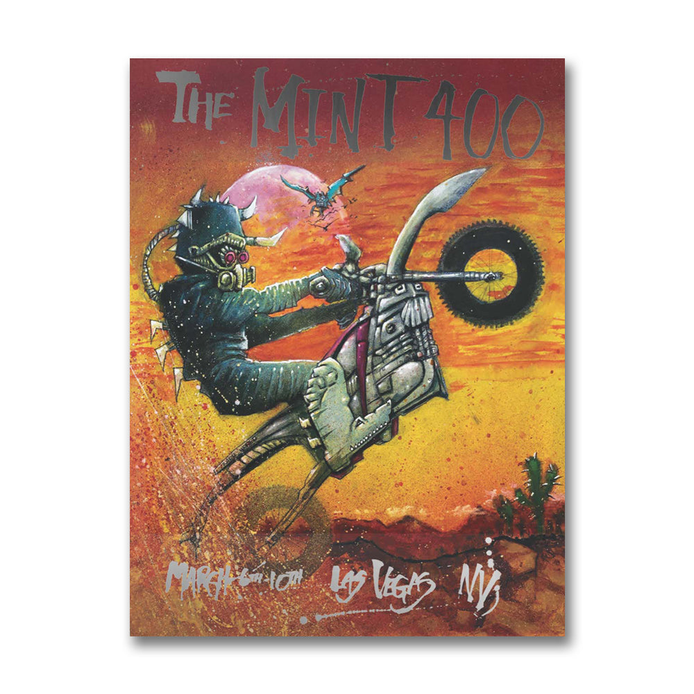 "2019 ""The Mint 400 – Special Breed"" Foil Variant"