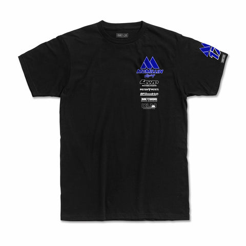 Dirt Co. Dan McMillin T-Shirt (Black)