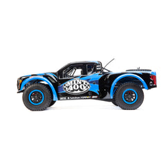 2020 Mint 400 Losi Ford Raptor Baja Rey 1/10th Scale RC Truck