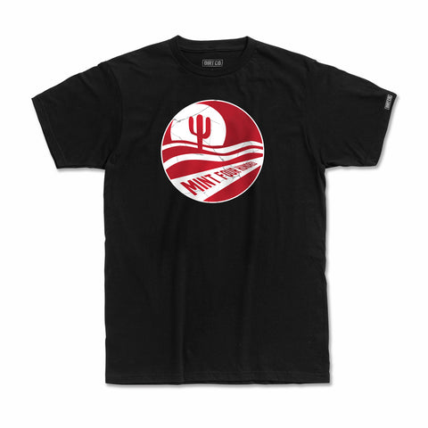 Mint 400 Horizon T-Shirt (Black)