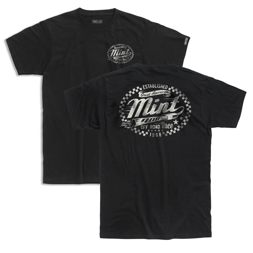 Mint 400 Loud Pipes T-Shirt (Black)