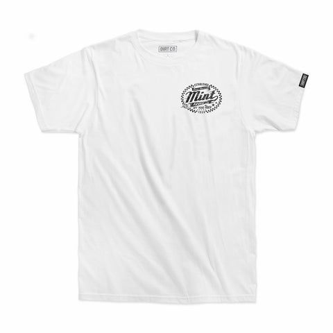 2020 Mint 400 Loud Pipes T-Shirt (White)