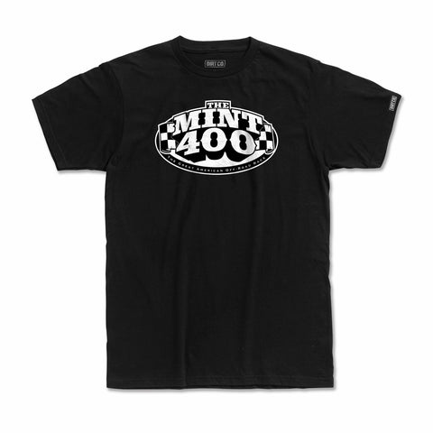 Mint 400 OG T-Shirt (Black)