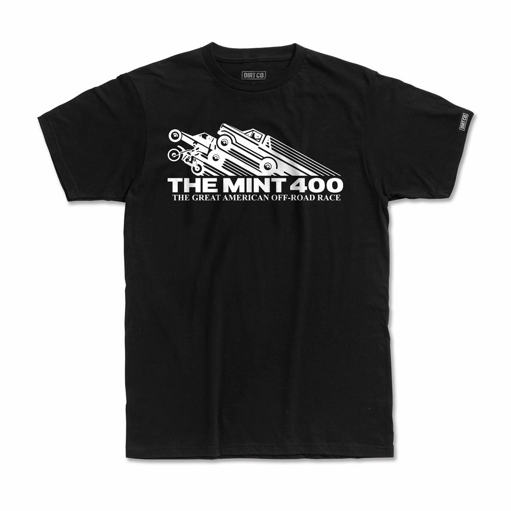 2020 Mint 400 Takeoff T-Shirt (Black)