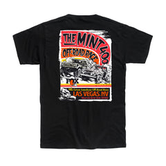 2020 Mint 400 x Fox T-Shirt (Black)