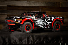 2021 Losi Mint 400 Ford Raptor Baja Rey