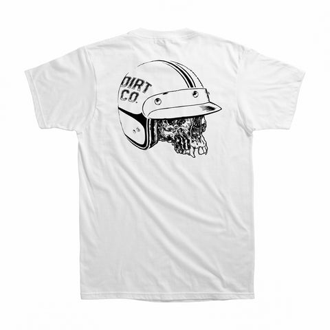 Dirt Co. Hellman T-Shirt (White)