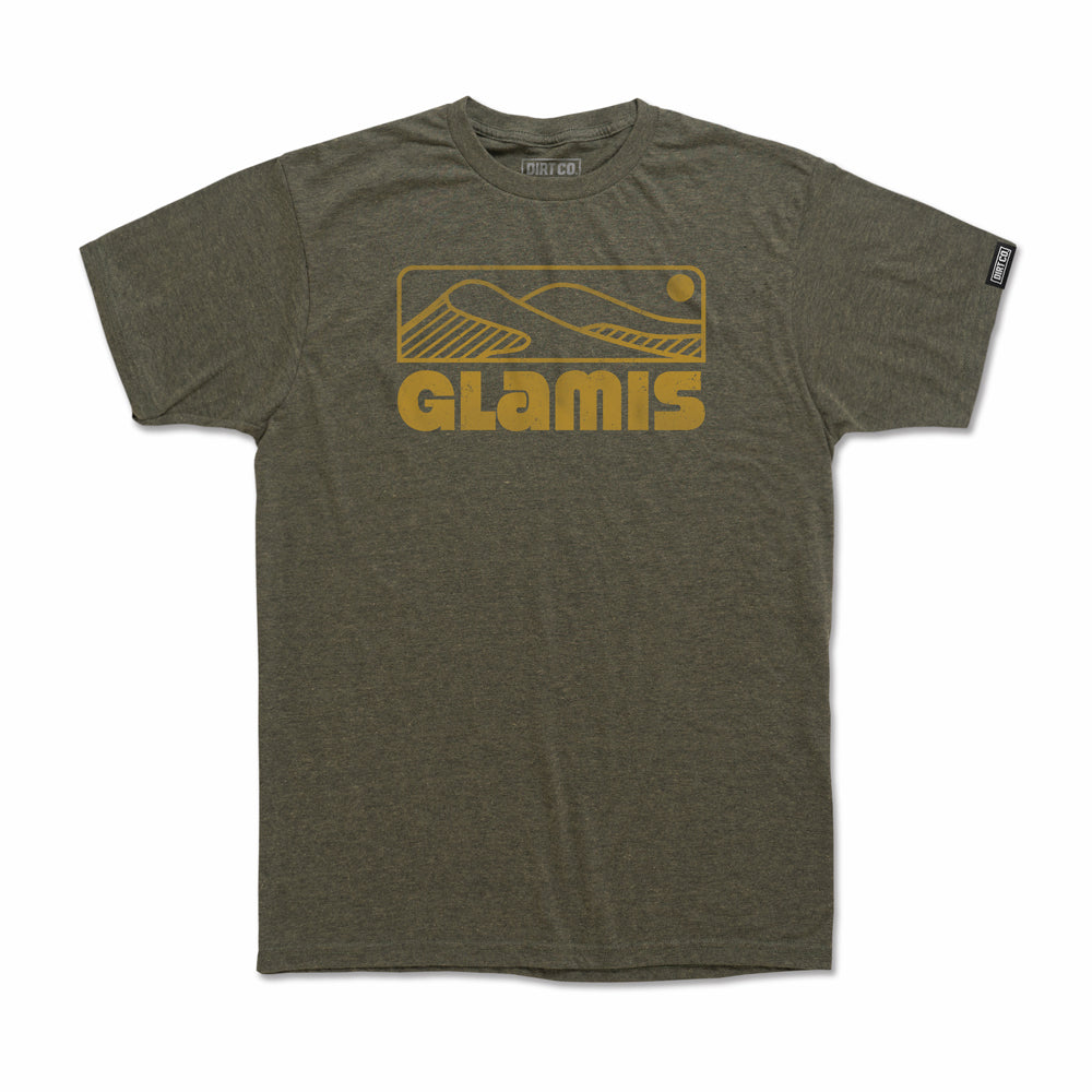 Dirt Co. Glamis T-Shirt (Heather Sage)
