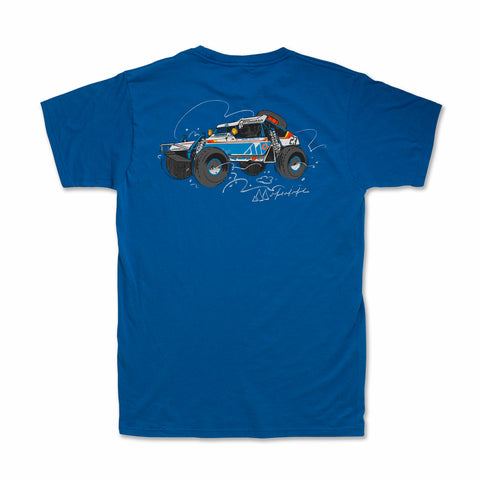 Dirt Co. Macadu Pocket Tee (Royal Blue)