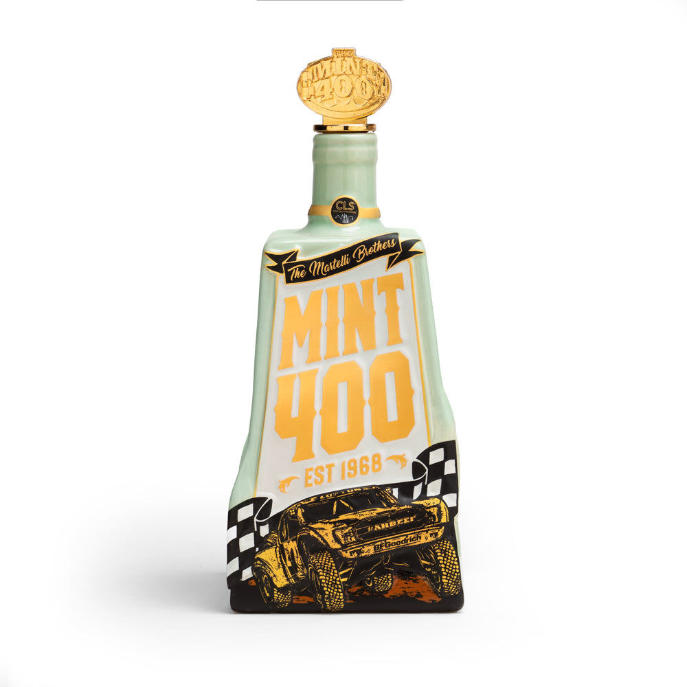2020 Mint 400 Decanter ONLY (No City Lights Moonshine)