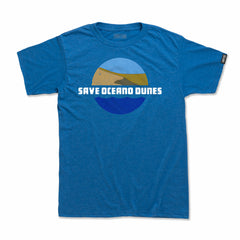 Dirt Co. #SOD Save Oceano Dunes T-Shirt