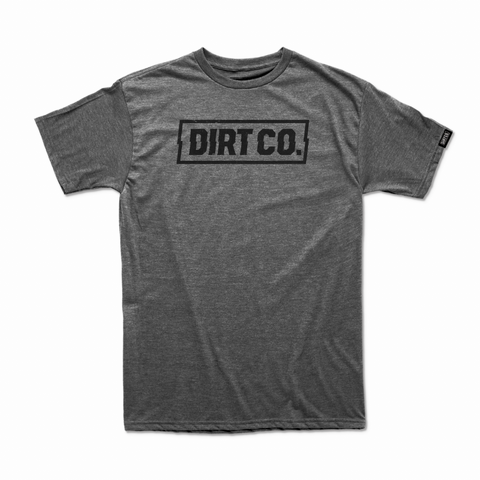 Dirt Co. Rocker T-Shirt (Graphite Gray)
