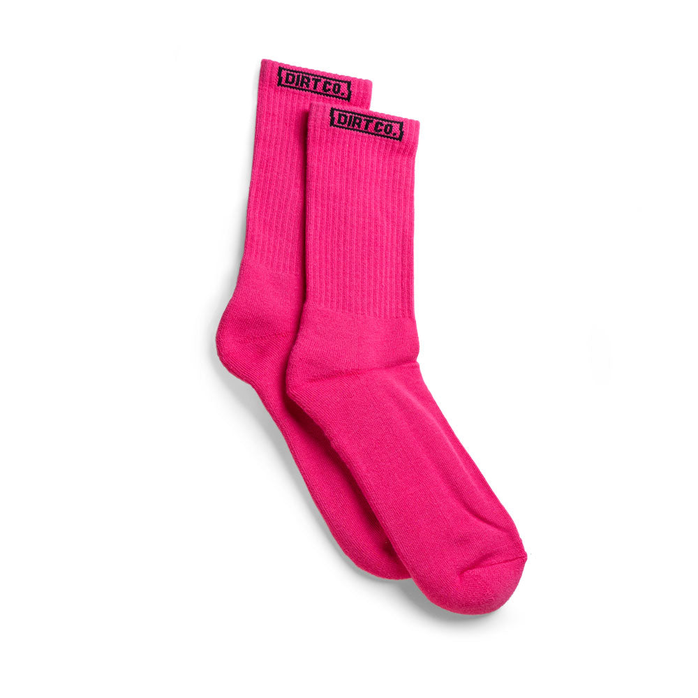 Dirt Co. + Keep A Breast Pink Breast Cancer Awareness Socks