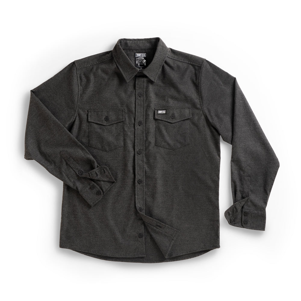 Dirt Co. Salton Button Down Flannel