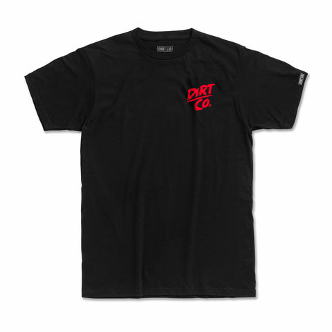 Dirt Co. Reaper T-Shirt (Black)