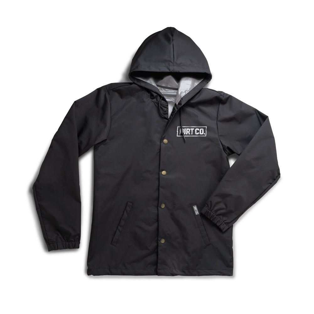 Dirt Co. Rainbreaker Water Resistant Jacket