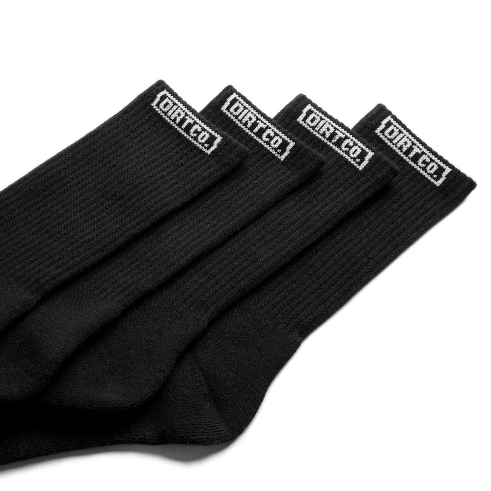 "The Off-Road Sock ""Black"""