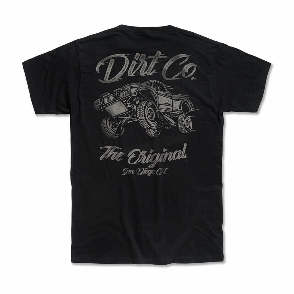 Dirt Co. OG8 T-Shirt (Black)
