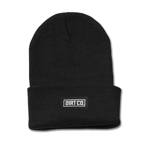 Dirt Co. Crook Beanie (Black)